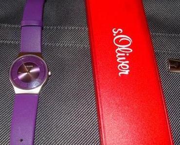 Neue Uhr ♥
