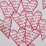 Valentines day card- Valentinsgtagskarte