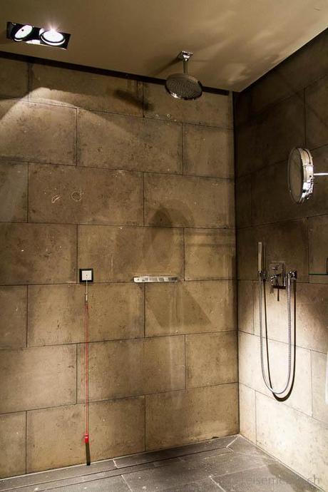Hotelzimmer Mit Dusche Im Zimmer : Alpiner Luxus und Designer-Spa im Zhero Hotel Kappl