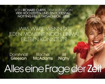 Review: ALLES EINE FRAGE DER ZEIT – Durch Zeitsprünge zurück ins Leben