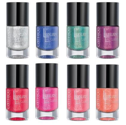 [Preview] Catrice Luxury Lacquers LE