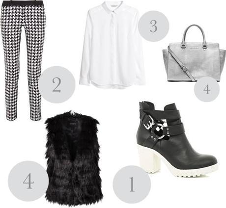 How to Style Cut-Out Boots (Look 4)