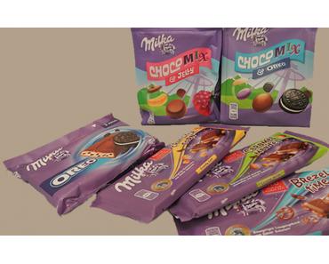 Milka Choco Mix Neuheiten