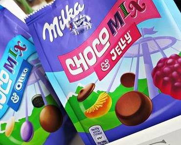 Milka-News #1 :: Milka Choco Mix [Jelly und Oreos]