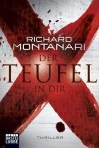 """Leserrezension zu """"Der Teufel in dir"""" von Richard Montanari"""