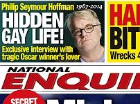 """Tabloids außer Kontrolle: Hoffman-""""Lover"""" verklagt Enquirer auf 50 Mio. Dollar"""