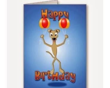 HAPPY BIRTHDAY allen Kindern von Lucky