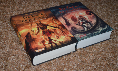 The Home of my Books #7: Der Riordan und die Stiefvater, ne? ;)