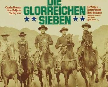 Review: DIE GLORREICHEN SIEBEN – Alles vergeht, nur der Idealismus nicht