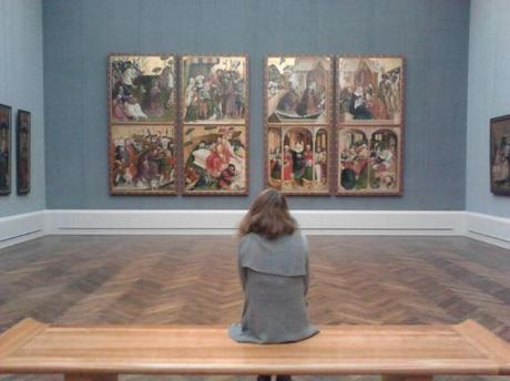Berlinspiriert Bildergalerie: Cultural activity – Part 2 (@ Gemäldegalerie)