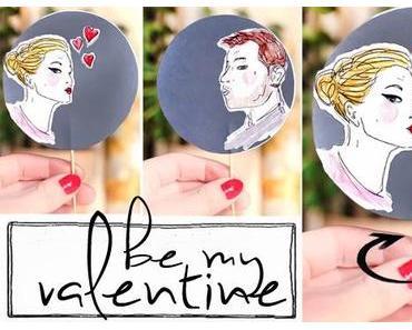 DIY: Kussszene am Valentinstag!