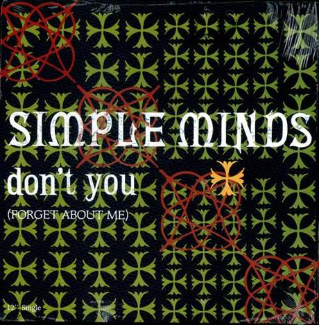 Song of the Day: Don't You Forget About Me – Simple Minds