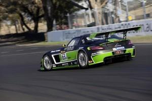 Starker Mercedes Auftritt bei den 12-Stunden-Rennen von Bathurst