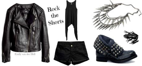 Rock the Leatherjacket