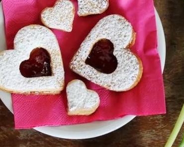 [Foodilicous] Kekse zum Valentinstag