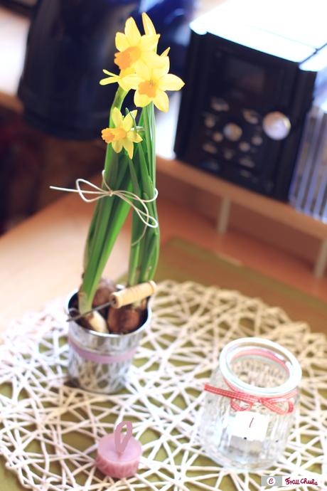 neulich in der k che lila laune und ein simples kerzenhalter diy. Black Bedroom Furniture Sets. Home Design Ideas