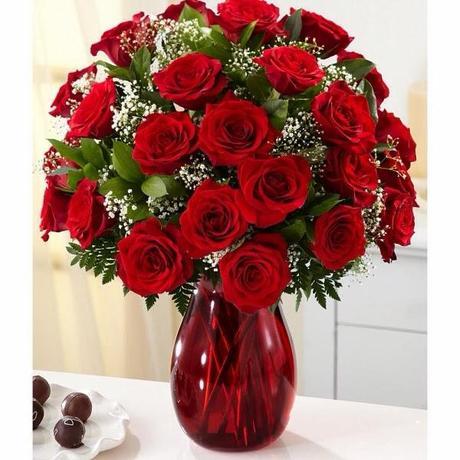 Happy Valentinstag   Die Richtige Blumenpflege
