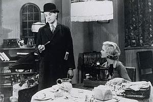 """""""Endlich sind wir reich"""" / """"Rich and Strange"""" [GB 1931]"""