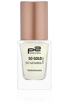 So Gold 5in1 Nail Hardener