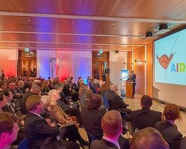 AIDA Cruises: Nachhaltig handeln, mit Verantwortung wachsen - AIDA präsentiert Fahrplan in die Zukunft