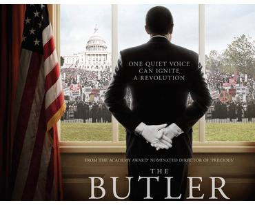 Review: DER BUTLER – Forrest Gump tafelt auf für das Weiße Haus