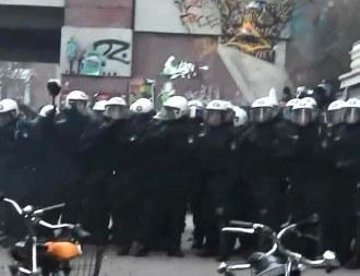 Polizei, Demokratie, Gefahrengebiet – Interview mit kritischen Polizisten