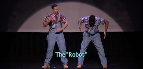 Jimmy Fallon & Will Smith: Evolution of Hip Hop Dancing