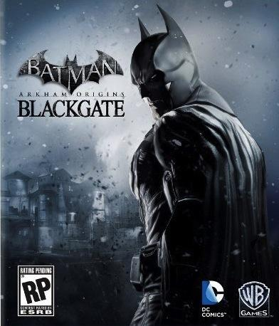 Batman: Arkham Origins Blackgate - Deluxe Edition angekündigt