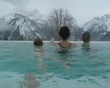 Skiferien in Braunwald: B wie Baden im Bellevue