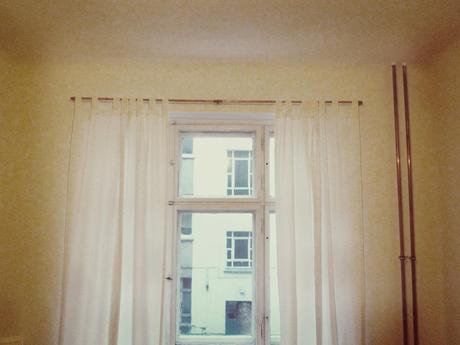 kupfer oh kupfer meine neue gardinenstange. Black Bedroom Furniture Sets. Home Design Ideas