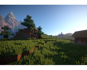 Minecraft real machen – Optifine und GLSL Shaders Mod 1.7.2