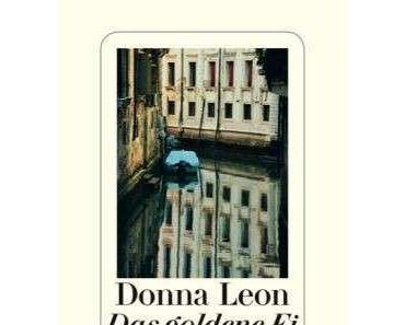 Vorschau: Das goldene Ei von Donna Leon