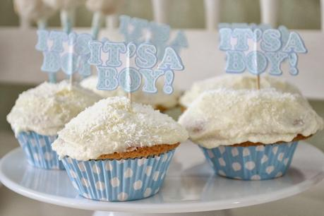 {Sweet Table} Babyshower- It's a boy!