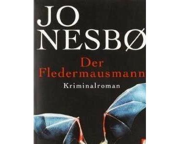 Der Fledermausmann - Jo Nesbo
