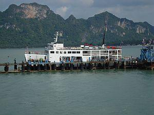 Logistikzentrum Surat Thani
