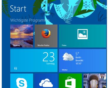 Windows 8 und Windows 8.1 WLAN – Hürdenlauf bei Passwortänderung