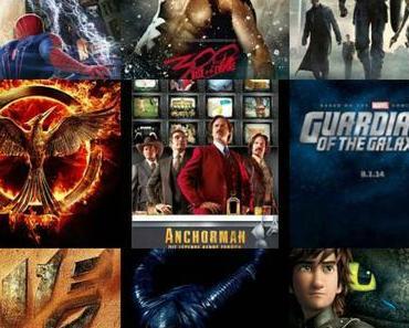 Die besten Filmstarts in 2014