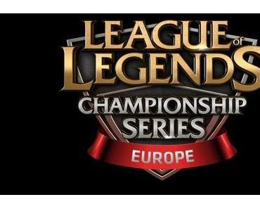 LCS Europe Woche 6: Die Stunde der Neuen