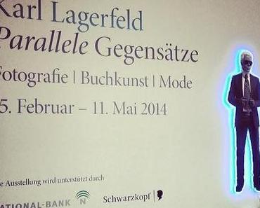 """Review: """"Parallele Gegensätze"""" von Karl Lagerfeld im Museum Folkwang"""