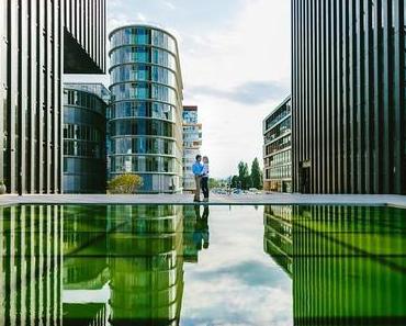 Britta & Vinod – Verlobungsshooting in Düsseldorf