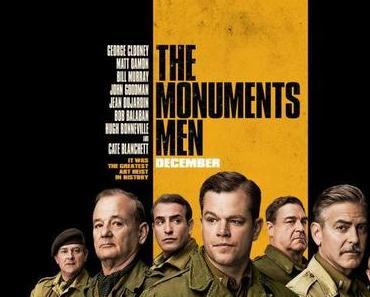 Review: MONUMENTS MEN – George Clooney & Buddys retten verschleppte Kulturgüter