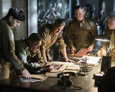 """Monuments Men"" von George Clooney"