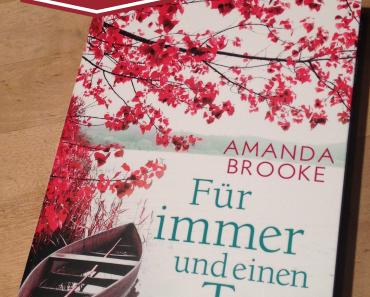 Rezension: Für immer und einen Tag von Amanda Brooke