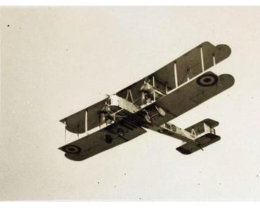 Verdrängte Geschichte Teil 2: Strategie im Luftkrieg nach 1918
