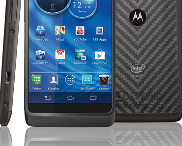 Motorola RAZR i wird Update auf Android 4.4.2 (KitKat) erhalten