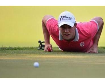 Tshwane Open – erste Runde mit Maximilian Kieffer