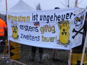 Zur Fukushima Demo am 8. März nach Jülich
