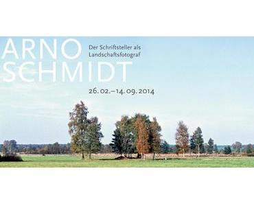 Arno Schmidt: DerSchriftsteller als Landschaftsfotograf