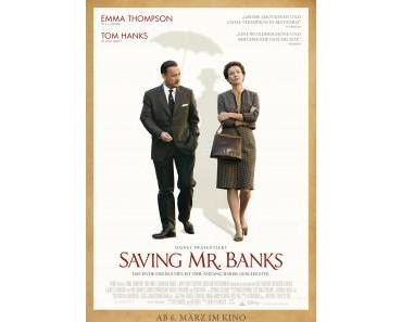 Filmkritik 'Saving Mr. Banks' (Kino)