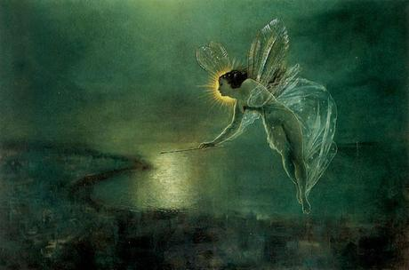 Kuriose Feiertage - 28. Februar - Tag der Zahnfee - National Tooth Fairy Day - John Atkinson Grimshaw [Public domain] - via Wikimedia Commons